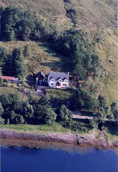 Mossbank Bed & Breakfast Loch Eil near Fort William