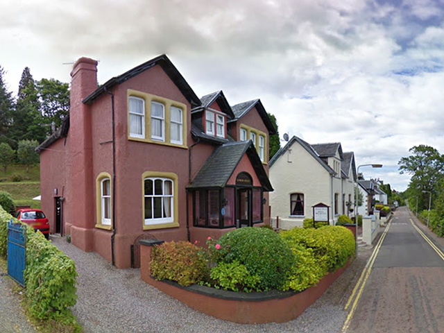 Gowanbrae B&B Fort William Scotland