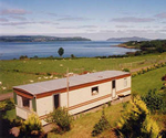 Fasgadh Holidays - Bed and Breakfast and Self Catering Caravan at Drimnin, Morver, west highlands of scotland