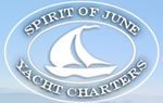 Spirit of June Yacht Charters offer bareboat and skippered yacht chartering and adventure cruises on the west coast of Scotland.