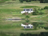 Self catering on Island of Carna