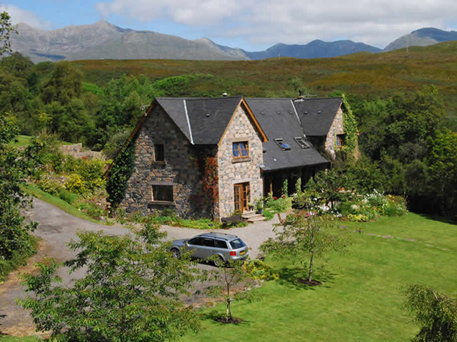 Bed And Breakfast Near Oban Scotland