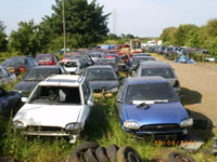 Moores Auto Salvage: Quality parts for antique and classic cars
