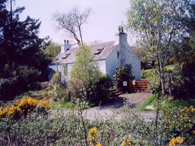 Cnoc Buidhe Cottage - self catering Loch Don Isle of Mull