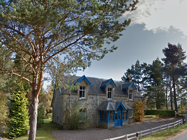 Craignay self catering in the Cairngorms near Aviemore