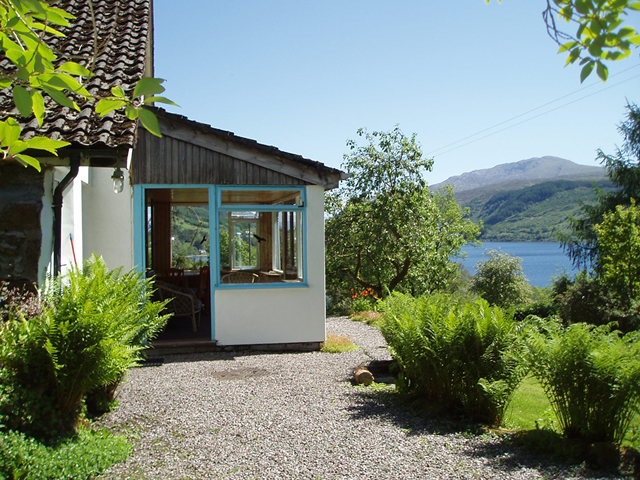 Self Catering Ardnamurchan At Dunlachlan Holiday House