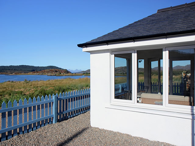 Ardnamurchan - self catering Holiday House