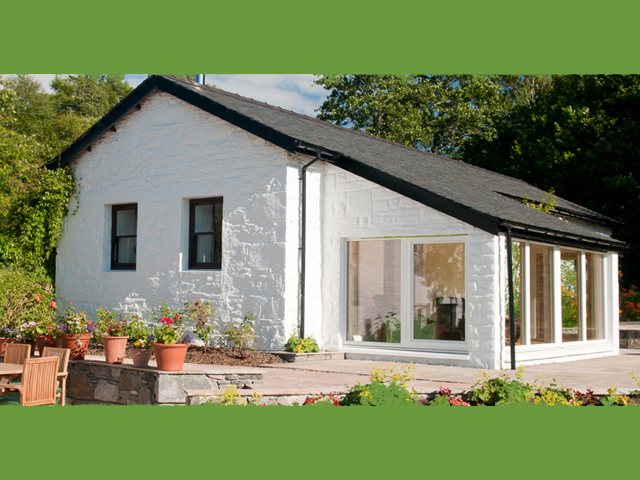 Bluebell cottage Ardnamurchan