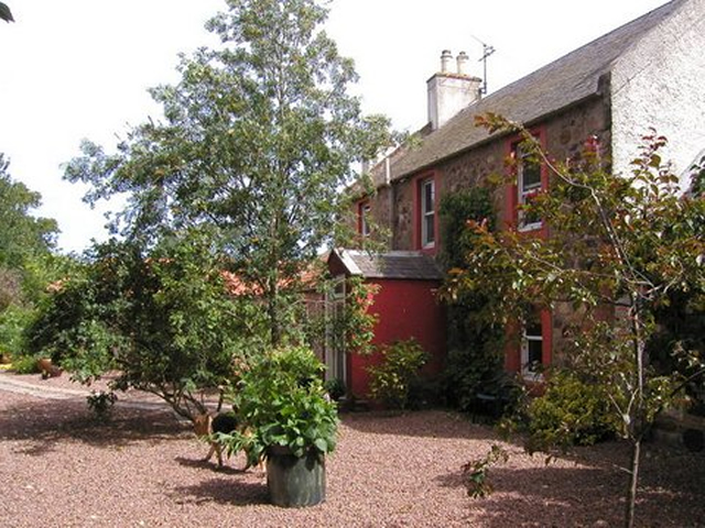 The West Wing self catering in East Linton East Lothian near Dunbar, Haddington, North Berwick, Gullane & Edinburgh