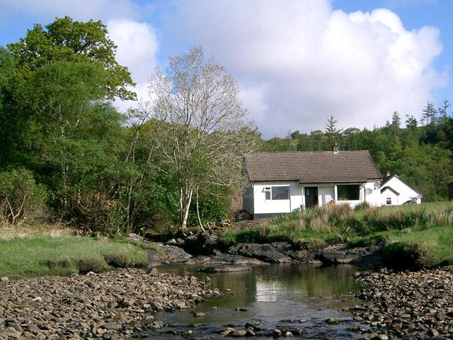 Remote Properties West Coast Scotland