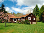 Ardabhaigh self catering by Loch Awe Kilchrenan Taynuilt Argyll Scotland