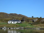 Island of Carna self catering on remote island
