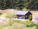 West Highland Chalet - self catering in Strontian Ardnamurchan